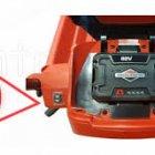 carrello elettrico a batteria snapper