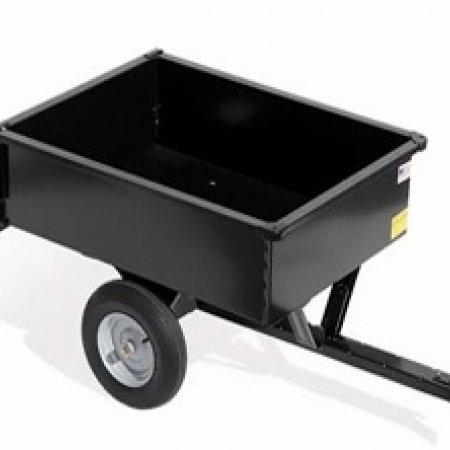 carrello trainato per trattorini