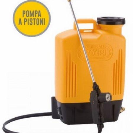 pompa a zaino elettrica a batteria Volpi 10PTE